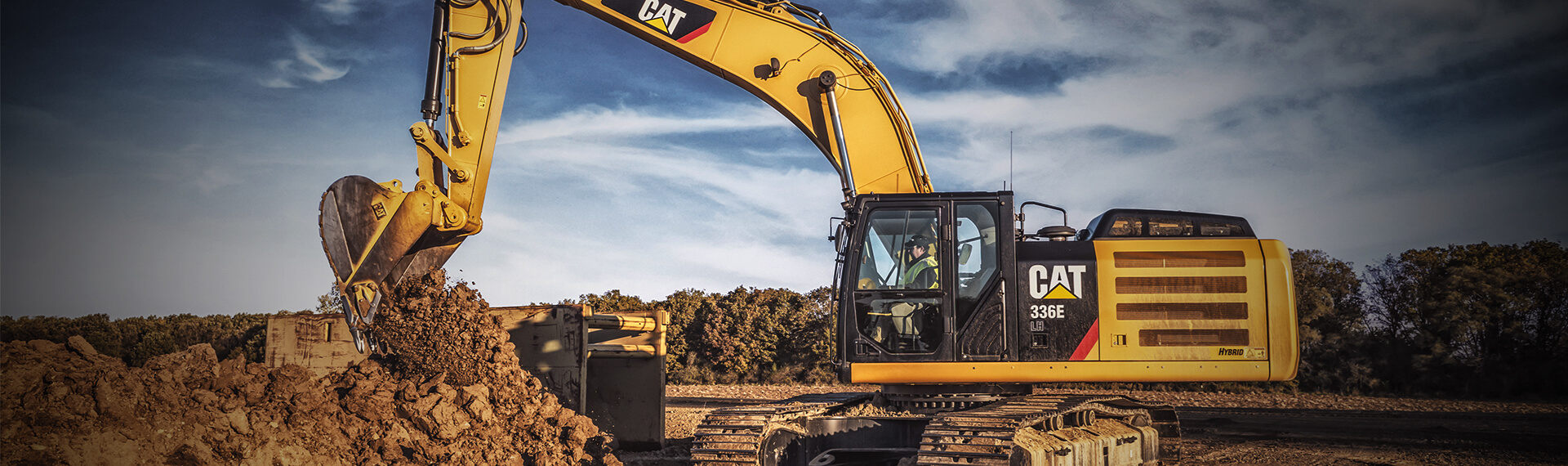 Whayne Walker Cat | Construction Equipment & Machines KY & IN