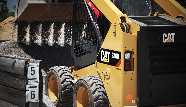 Whayne Walker Cat | Agriculture, Construction & Heavy